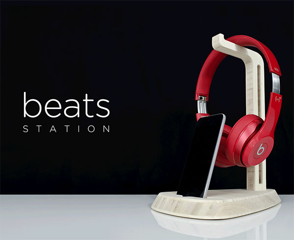 Beats by Dre Station by iSkelter
