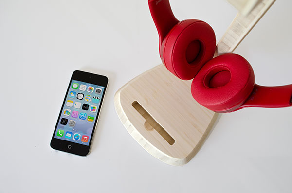 A Home for Your Headphones