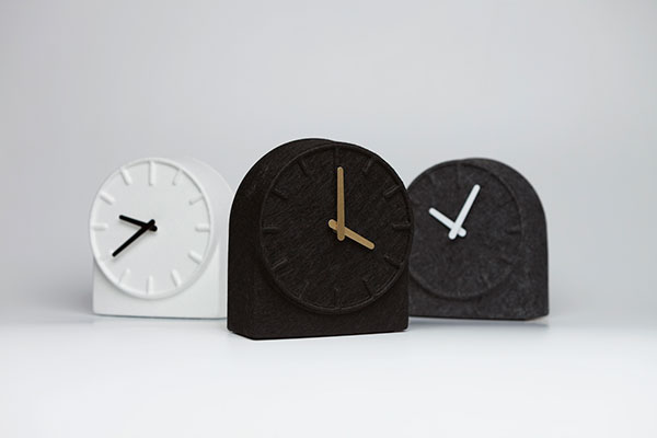 Felt Two - Alarm Clock by LEFF Amsterdam