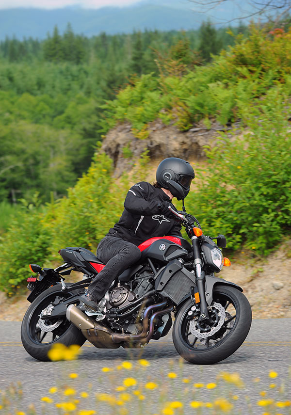 YD gets naked with the 2015 Yamaha FZ-07 ~ Daily Latest