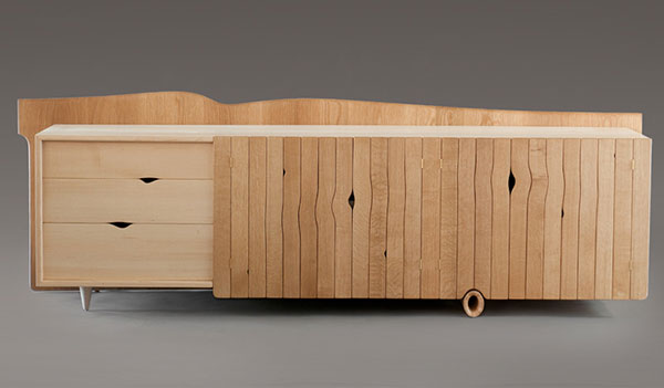 Beneath the Cambium Layer - Wood Furniture by George Dubinsky of Edgewood Made