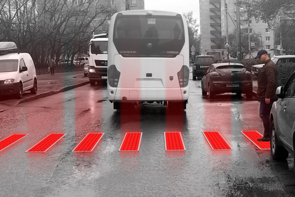 Smart Crosswalk by Alexey Chugunnikov