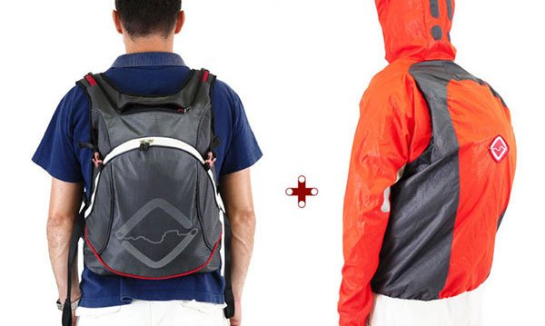 Funnel Eject Wear - Backpack by MITH - Make IT Happen