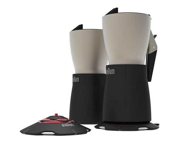 slimOKA - Coffee Maker by Peter Dudas
