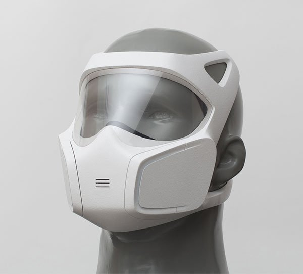 The social gas mask yanko design for Best design household products