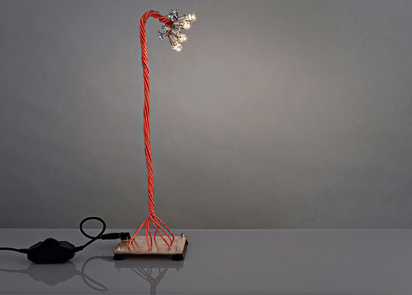 Table Lamp by Shahar Katsav