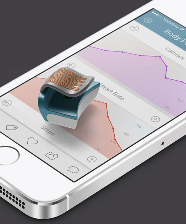 Flip - Wearable Medical Device by Avantari Medical Technologies