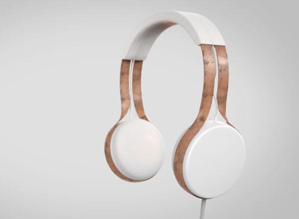 Cyprium - Headphones by Dan Salisbury
