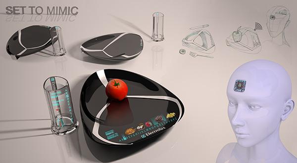Electrolux Design Lab - SET TO MIMIC