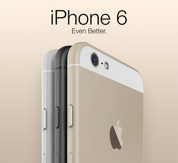Apple iPhone 6 Concept by Tomas Moyano & Nicolas Aichino
