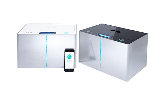 Juvo - Sous Vide Cooker by Adam Alexander & Ben Hall