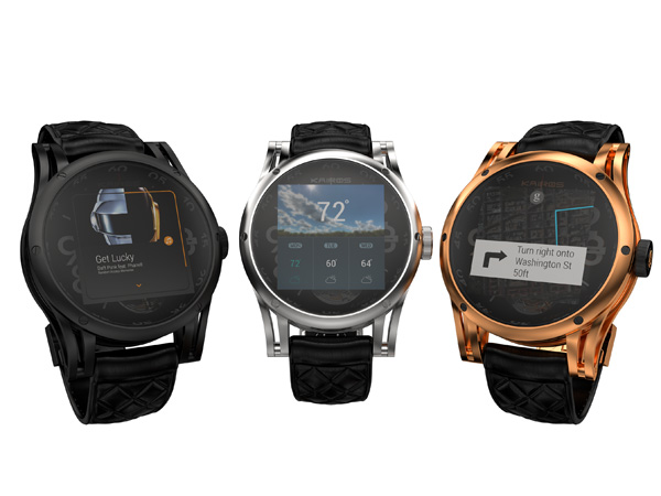 The Only Mechanical Smartwatch We Want
