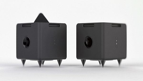 Twist Speaker by Renan Ramadan