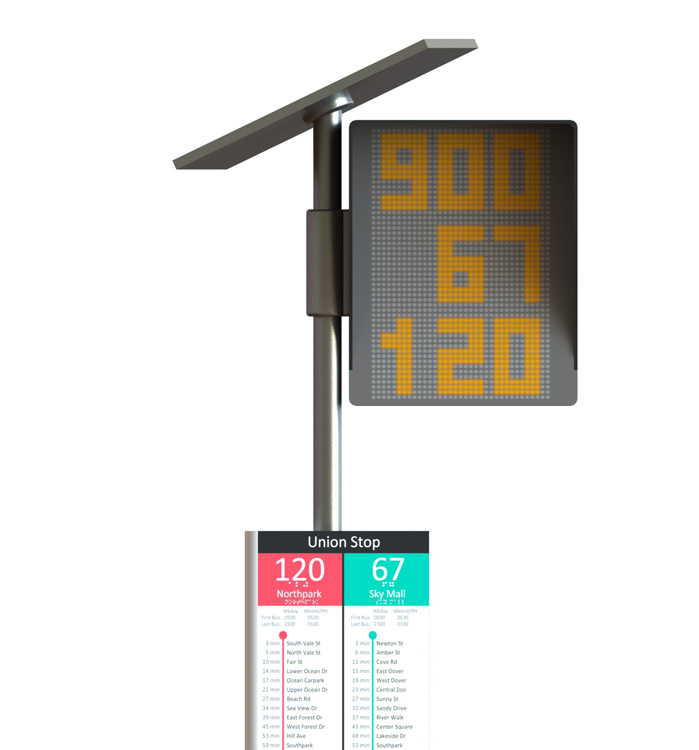 The Smart Bus Stop by Bok Chian Check