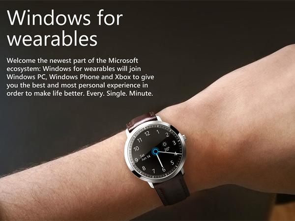 Windows On My Wrist