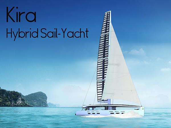 Kira Yacht by Sebastian Campos Moller