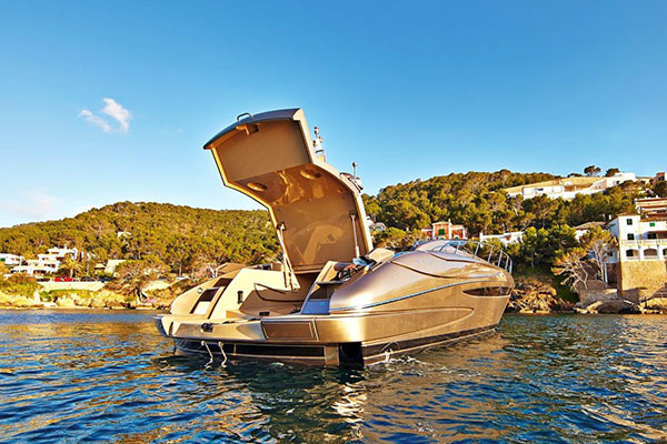 The Perfect Day Boat