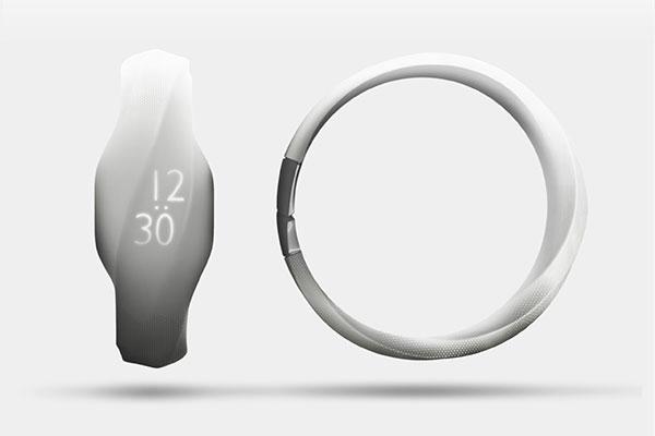 GAIA - Smartwatch by Cristian Tomas Moyano