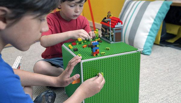 Cubie - LEGO Storage by Marque Zagg