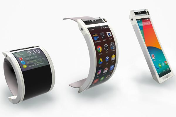Google Nexus 360 Smartphone Concept by 91mobiles
