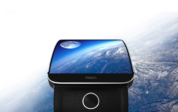 Apple iWatch Concept by Francisco Costa