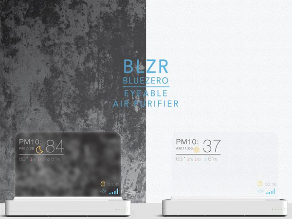 Bluezero – Air Purifier by Sang Min Lee