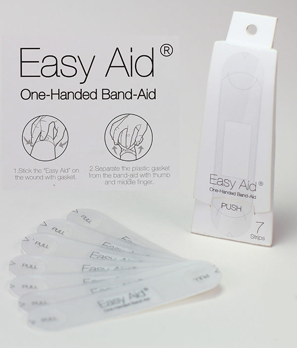 Easy Aid by Pei-Chih Deng