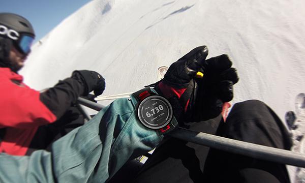 KIING - Ski Tracker by Lucas Ortiz Estefanell