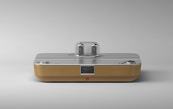 Låmpion - Hybrid Vacuum Tube Amplifier by Stefan Radev