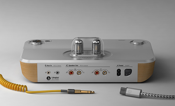 Tube Amp Meets Tablet | Yanko Design