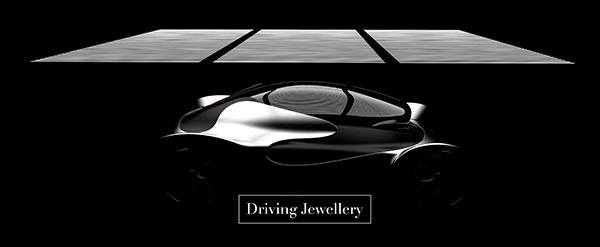 Driving Jewelry by Young Kwang Nam