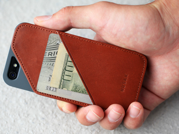 Minimalist Wallet Case or iPhone Cover – You Decide