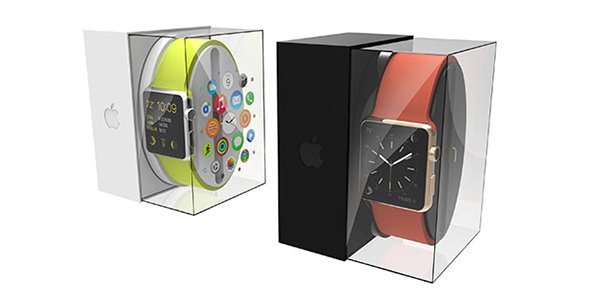 Apple Watch Power Packaging by Design Packaging