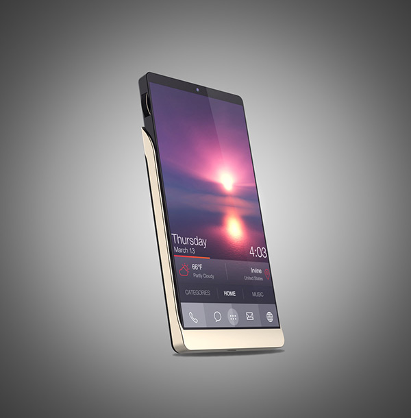 Bella - Smartphone by Abhi Muktheeswarar
