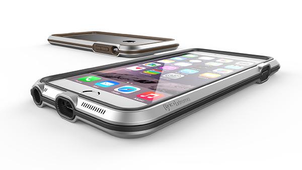 new style 19198 35ea1 Quick Fix for the Flimsy iPhone 6! | Yanko Design