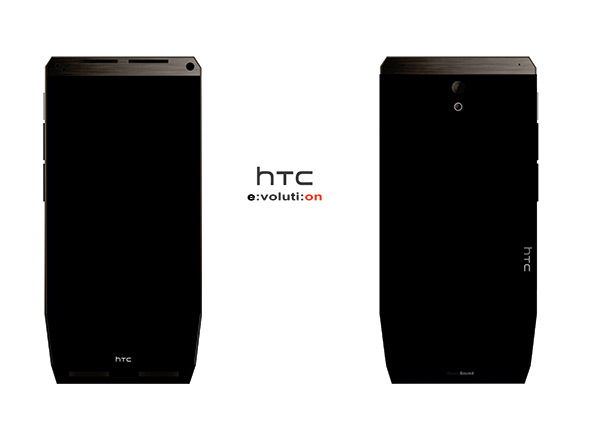 HTC e:voluti:on - Concept Phone by Hege