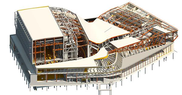 معماری ساختمان تئاتر،معماری تئاتر،معماری هلند