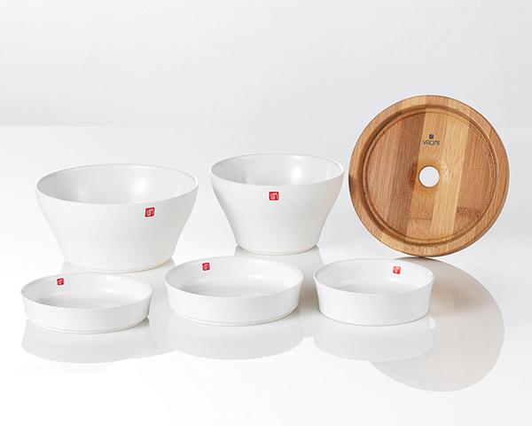 Every Dish in Perfect Harmony - image vacimi_01 on http://bestdesignews.com