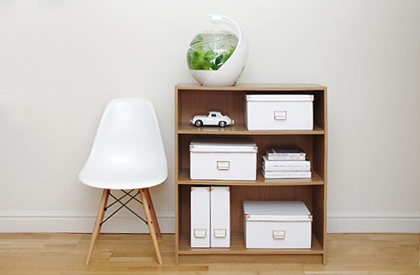 Avo - Self-Cleaning Fish Tank by Susan Shelley / Noux