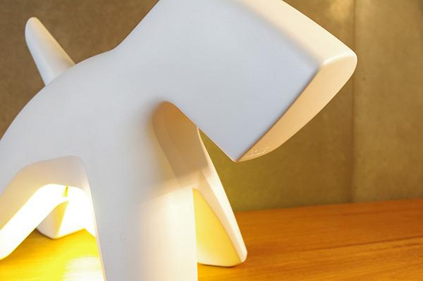 Well-Endowed Doggy Lighting - image richard_05 on http://bestdesignews.com