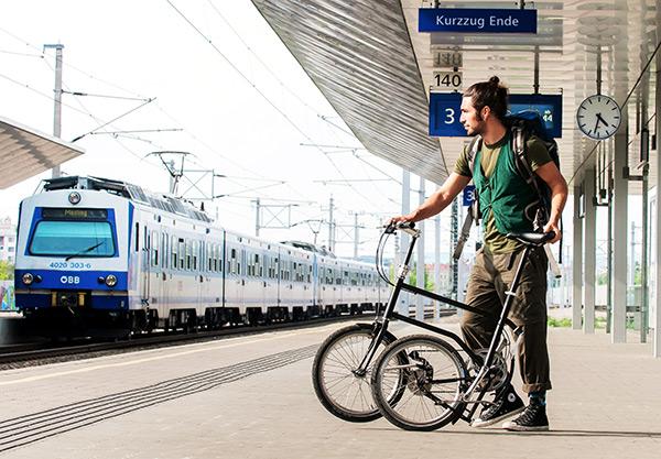 VELLO - Folding Bike