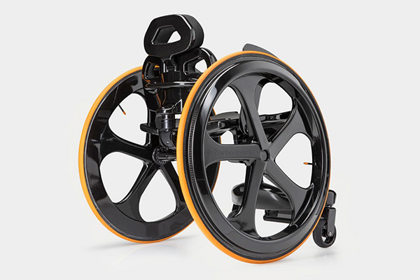 The World S First Cool Wheelchair Yanko Design
