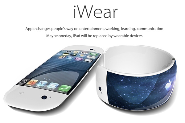 iWear – Wearable Apple Device by Sunfer Ho