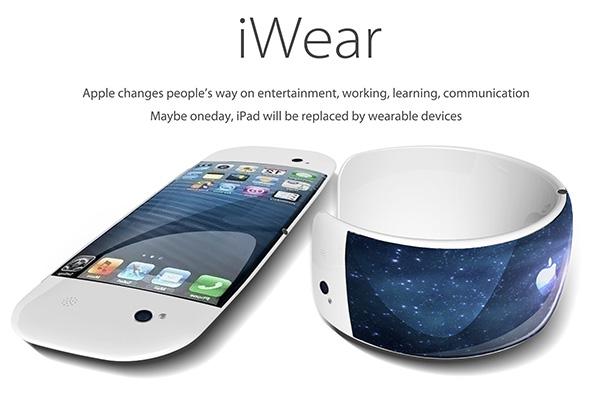 iWear – Wearable Apple Device by Sunfer Ho