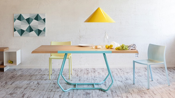 Duale - Table by Luca Binaglia for Formabilio