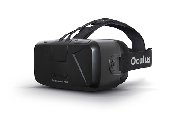 Oculus VR Headset Redesign by Syed Rahman