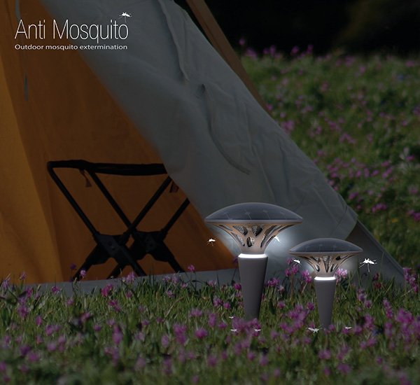 Anti Mosquito – Mosquito Repellent by Dae Kwan Park, Jeena Jun and Seung Woo Jung