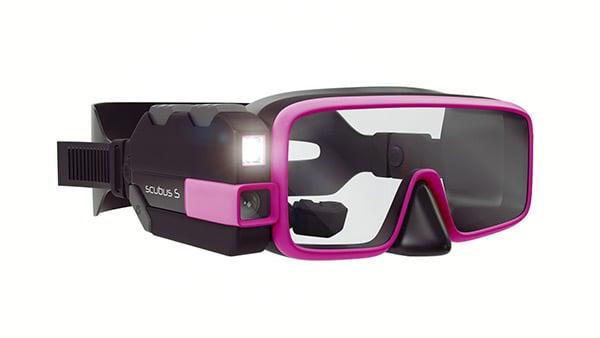 Scuba Smart-Goggles
