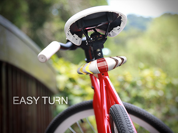 Easy Turn - Bicycle Turn Signal by Naomi Lin