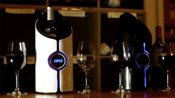 Sonic Decanter - Ultrasonic Energy Wine Decanter